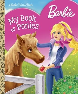 Barbie: My Book of Ponies (Barbie)
