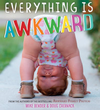 Book cover for Everything Is Awkward