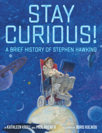 Cover of Stay Curious! cover