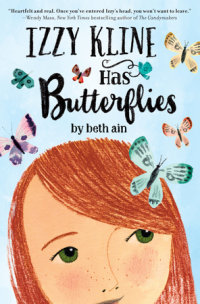 Cover of Izzy Kline Has Butterflies