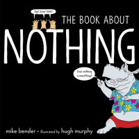 Book cover for The Book About Nothing