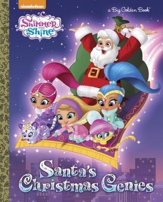 Santa's Christmas Genies (Shimmer and Shine)
