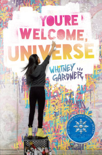 Cover of You\'re Welcome, Universe cover