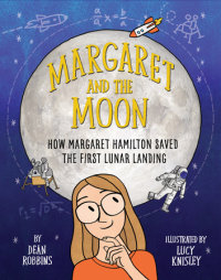 Cover of Margaret and the Moon cover