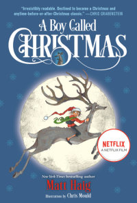 Book cover for A Boy Called Christmas Movie Tie-In Edition
