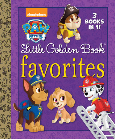 PAW Patrol Little Golden Book Favorites (PAW Patrol)