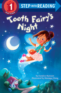 Book cover for Tooth Fairy\'s Night