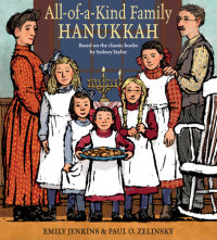 Cover of All-of-a-Kind Family Hanukkah cover