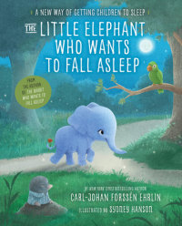 Book cover for The Little Elephant Who Wants to Fall Asleep
