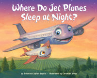 Book cover for Where Do Jet Planes Sleep at Night?
