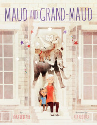 Book cover for Maud and Grand-Maud