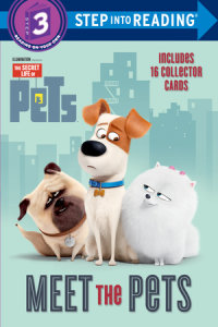 Book cover for Meet the Pets (Secret Life of Pets)