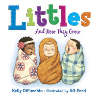 Book cover for Littles: And How They Grow