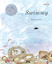 Book cover for Swimmy