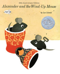 Book cover for Alexander and the Wind-Up Mouse