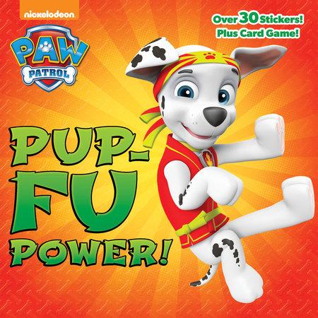 Pup-Fu Power! (PAW Patrol)