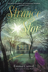 Cover of Strange Star cover