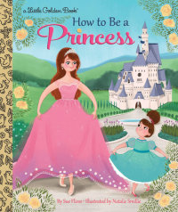 Book cover for How to Be a Princess