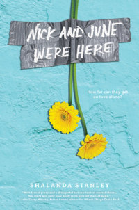 Book cover for Nick and June Were Here