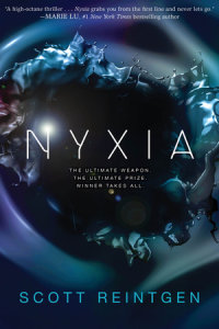 Book cover for Nyxia