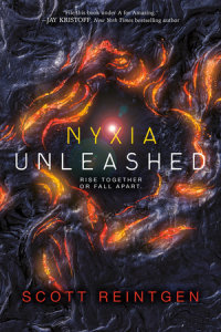 Book cover for Nyxia Unleashed