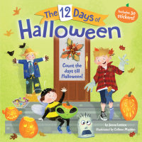 Book cover for The 12 Days of Halloween