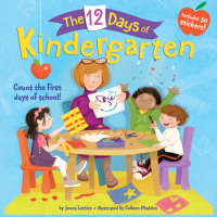 Book cover for The 12 Days of Kindergarten