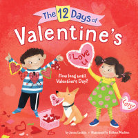 Cover of The 12 Days of Valentine\'s cover
