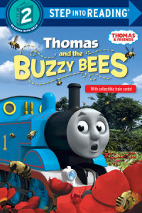 Book cover for Thomas and the Buzzy Bees (Thomas & Friends)