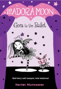 Book cover for Isadora Moon Goes to the Ballet