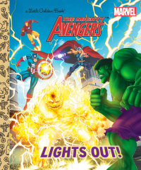 Book cover for Lights Out! (Marvel: Mighty Avengers)