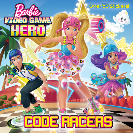 Code Racers (Barbie Video Game Hero)