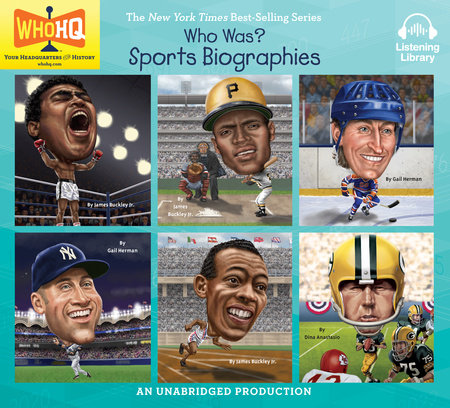 Who Was: Sports Biographies