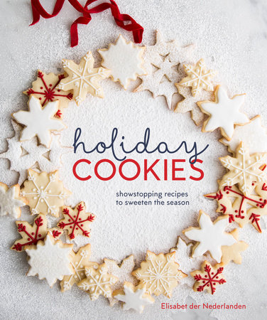 Cover image for Holiday Cookies