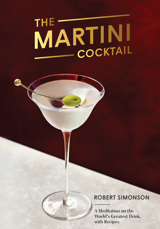 The Martini Cocktail book cover