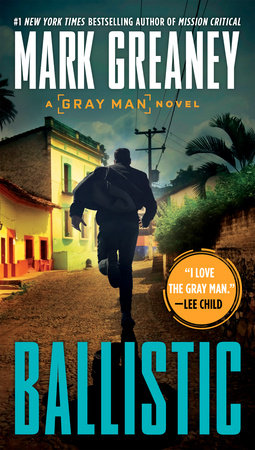 Cover image for Ballistic