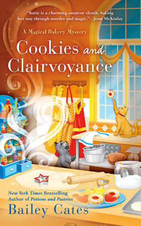 Cover image for Cookies and Clairvoyance