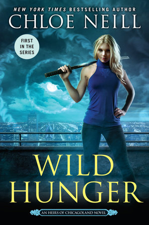 Cover image for Wild Hunger