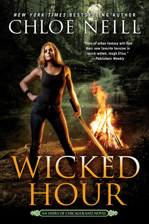 Cover image for Wicked Hour