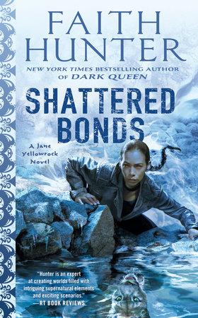 Cover image for Shattered Bonds