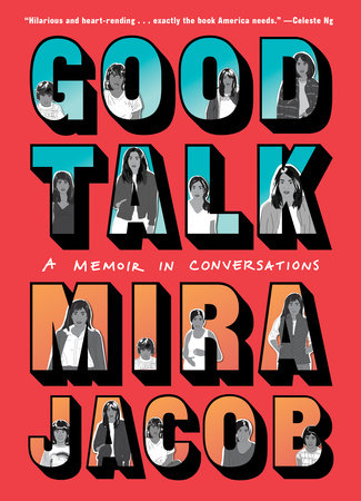 Good Talk book cover