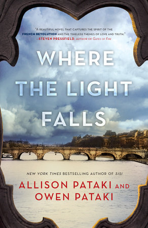 Where the Light Falls book cover
