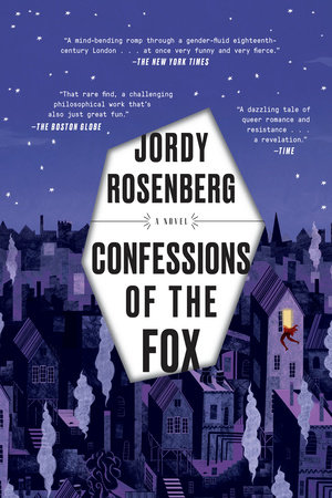 Cover image for Confessions of the Fox