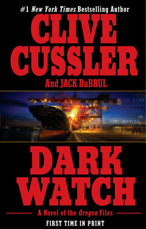 Dark Watch book cover