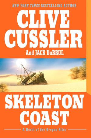 Skeleton Coast book cover