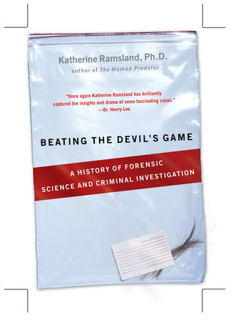 Beating the Devil's Game by Katherine Ramsland   Penguin