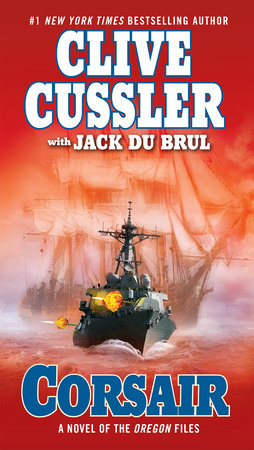 Corsair book cover