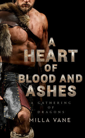 Cover image for A Heart of Blood and Ashes