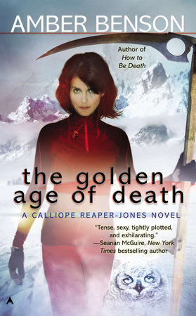 The Golden Age of Death by Amber Benson | Penguin