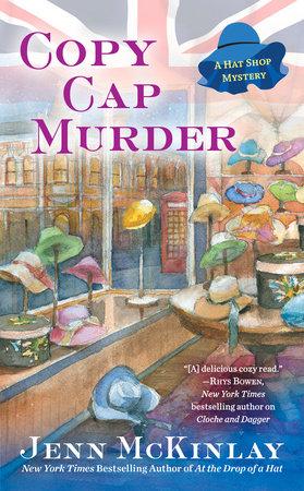Copy Cap Murder | Penguin Random House International Sales